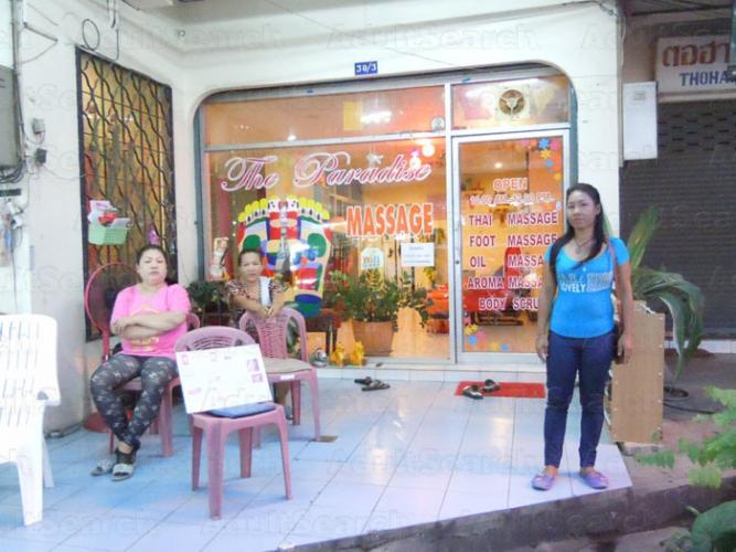 Pillu Kuvia Thai Massage Espoo
