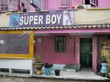 Super Boy Men's Club