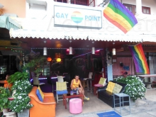 Gay Point Bar