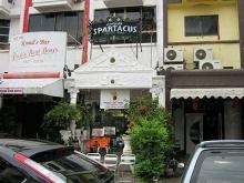 Spatacus A go go Bar