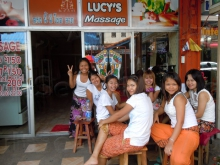 Lucy's Massage