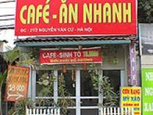 Cafe- An Nhanh